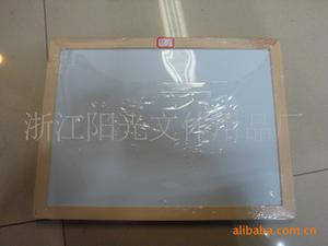 Manufacturers specifications custom-made wooden frame Blackboard a whiteboard mixing board wood products