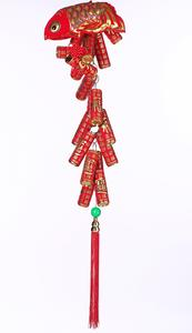 Asahi craft year electronic firecrackers in the Spring Festival hanging Chinese new year family decoration ornaments