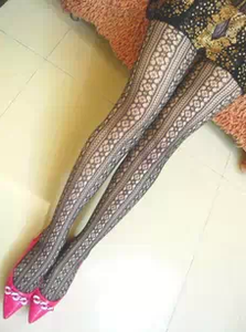 Fresh flowers flowers ~ sexy stockings. Pantyhose cool MM summer ~ good quality