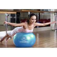 Thickened weimasi explosion-proof Yoga Yoga aspirated pump fitness 75cm fitness ball ball ball