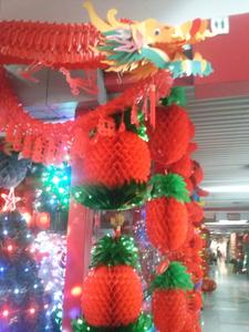Dragon laxilafu pineapple pineapple lamp lights Festival at the end of articles. Wedding decoration holiday products