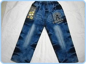 Children's wear trade children's boys ' trousers pants in the summer and a pencil