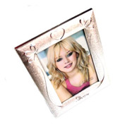 7 inch silver photo frame, plastic picture frames, household products, solid silver surface boxes