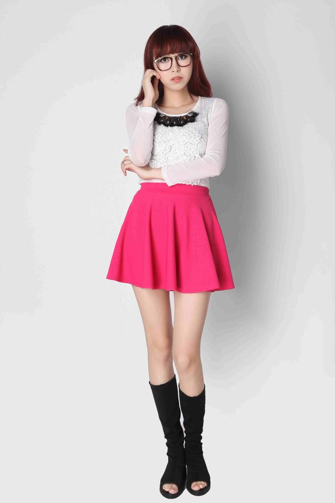 Women S Clothing Skirt 46