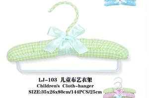Blue arrow hanger hangers Pack of children cloth clothes hang on baby clothes hangers