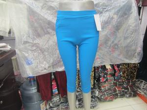 Cropped pencil pants 004