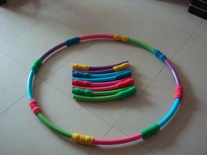 Multifunctional Hula Hoop. removing the hoop ... Massage. fashion fitness rings