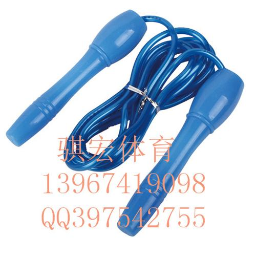 Link macro student tests the standard child skipping rope sponge handle wooden handle fitness lose weight jumping rope