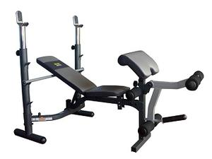 Multifunctional weight bench press home leaning deep under the barbell rack squat
