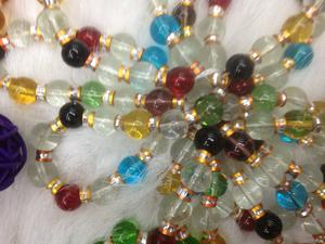 Glass bead wander bracelets, factory outlets, clearance sale at a loss