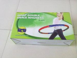 6003 Removable increase exercise to lose weight thin waist waist support hula hoop