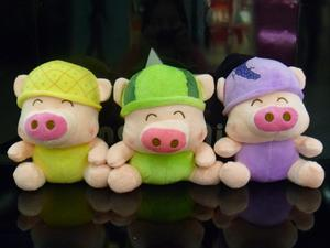 Mcdull 2013 best selling fruit selling Plush Toys Plush doll catching doll birthday gift company gift toy