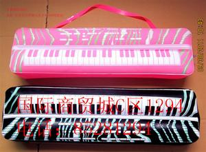 Inflatable toys, PVC material manufacturers selling toy piano
