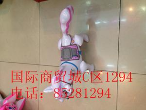 Inflatable toys, PVC material manufacturers selling cartoon white horse
