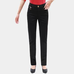 Ning pose genuine casual pants slim pencil pants feet pants old summer thin section