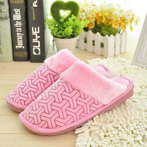 New cheap cotton winter warm cotton slippers08-33 cotton slippers slippers wholesale couples home cotton factory