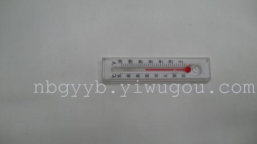 Wholesale supply of plastic sheets students use laboratory thermometers crafts accessories