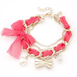 Korean fashion lace bows to prepare delicate bracelets AZ1401061