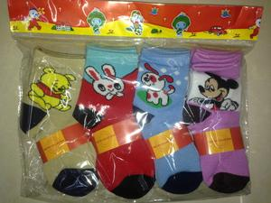 Children socks cartoon socks style rich larento international knitting (Hong Kong) Ltd executive producer