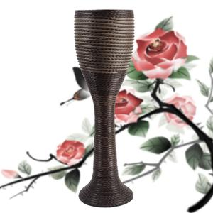 Foreign trade  76cm large rattan  vases/decorative craft F30