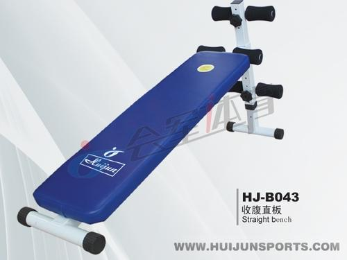 Straight bench for sit -up ABK HJ-B043