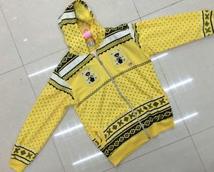 Promotions new Korean trade children's clothing wholesale long sleeve hooded coat cute baby Cardigan Sweater Cardigan coat children wear long sleeve blouse casual Jacket spot