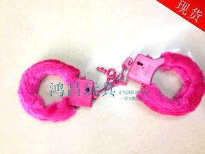 Plush Toy handcuffs handcuffs sexy handcuffs handcuffs dice for children series