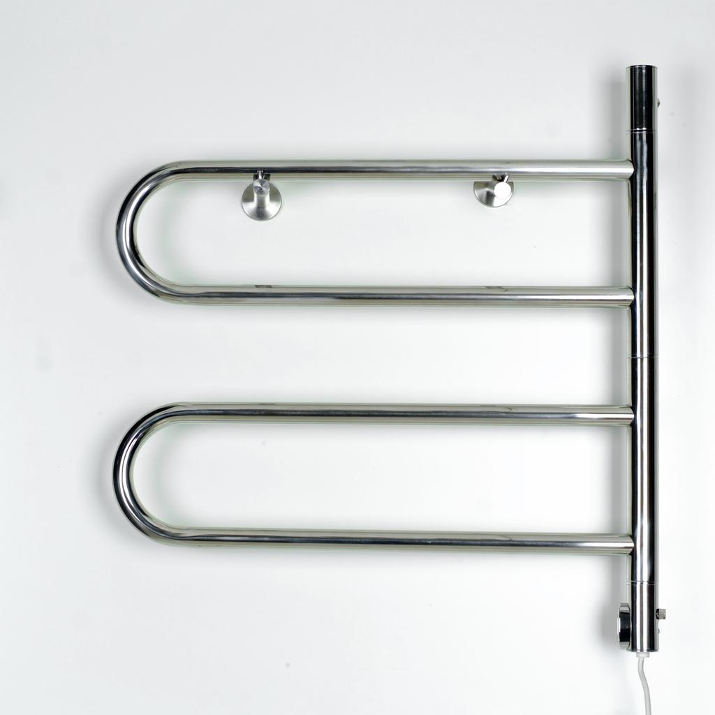 Supply Taobao Distribution Electric Towel Rail Electric Stainless Steel Towel Rack Shelves