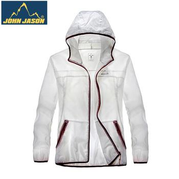 skin coat couple outdoor sportswear for long sleeve waterproof breathable protection and quick-drying clothes