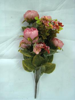 Factory direct simulation plant for high simulation flower artificial flower corsage flowers