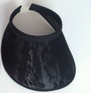 UV lace buckle hats