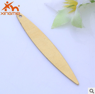 Latest blast DIY accessories solid horse eye plane hole copper Jewelry American factory direct