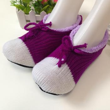 2014 special style good quanlity women fashion ankle non-slip floor socks