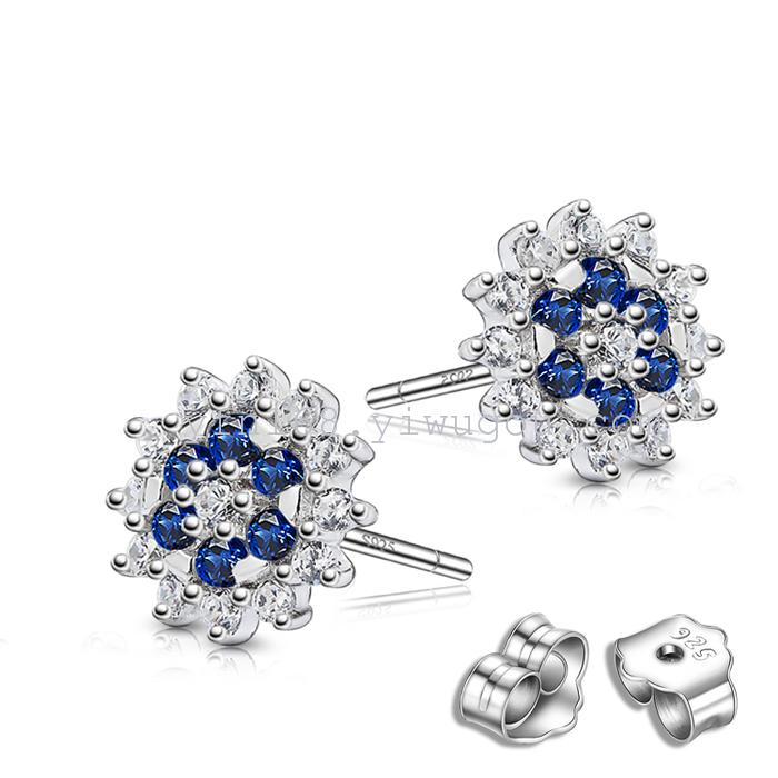 Snowflake Earrings