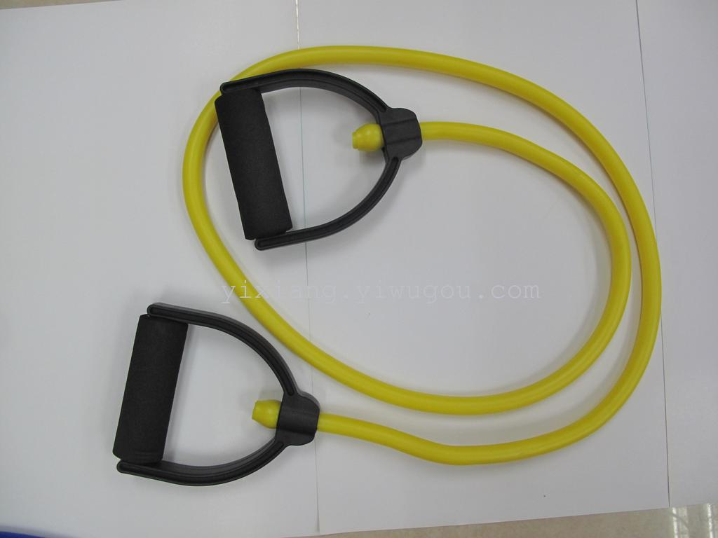 Supply Manufacturers selling plastic handle fitness pull rope ...