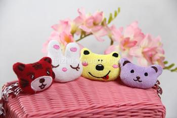 Plush toys and fashion accessories Accessories DIY cartoon children's socks and scarves gloves accessories