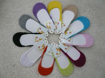 Invisible socks boat socks floor socks for children spring, summer and autumn essential products