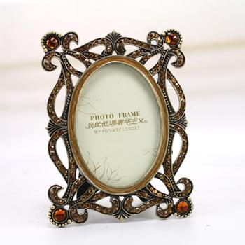 Supply alloy exquisite photo frame high quality photo frames photo frames