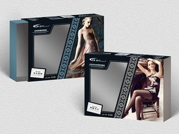 PS Tan pantyhose hosiery brand planning and design