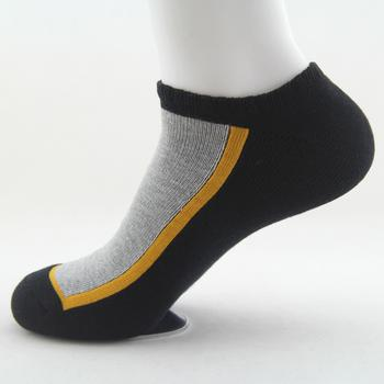 Europe bottom slab of invisible sock half Terry boat socks for export version of yin and Yang Mao-cotton Terry boat socks