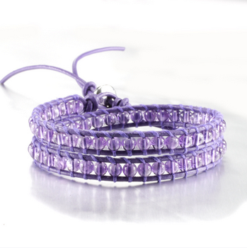 Japan South Korea, Europe and accessories Lulu bracelet the actress with multi-layer beaded bracelet