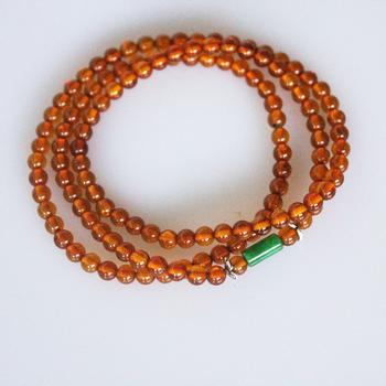 High-end jewelry Burmese amber bracelets amber natural never went