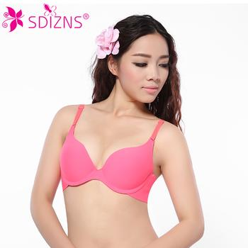 Spot thin simple, smooth and comfortable one piece seamless Bras underwear lingerie bra 9890