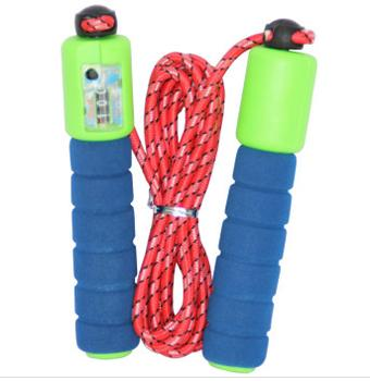 Skip counting professional skipping adult counting jump rope fitness equipment test dedicated