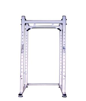 Barbell squat rack is generally used in the gym