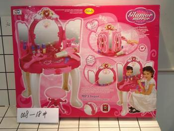 Up to children's play house toys girl toy