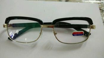 Classic glasses brow reading glasses in stock