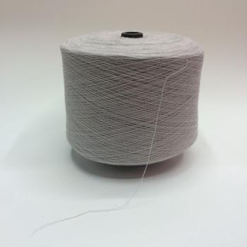 One of Wynn's knitting raw materials: acrylic conductive yarns