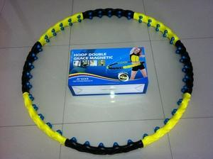 Removable Magnetic Massage Hula Hoop ,Fitness Lose Weight Hoop OEM welcomed