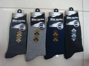 outlets selling foreign trade cotton socks men's socks